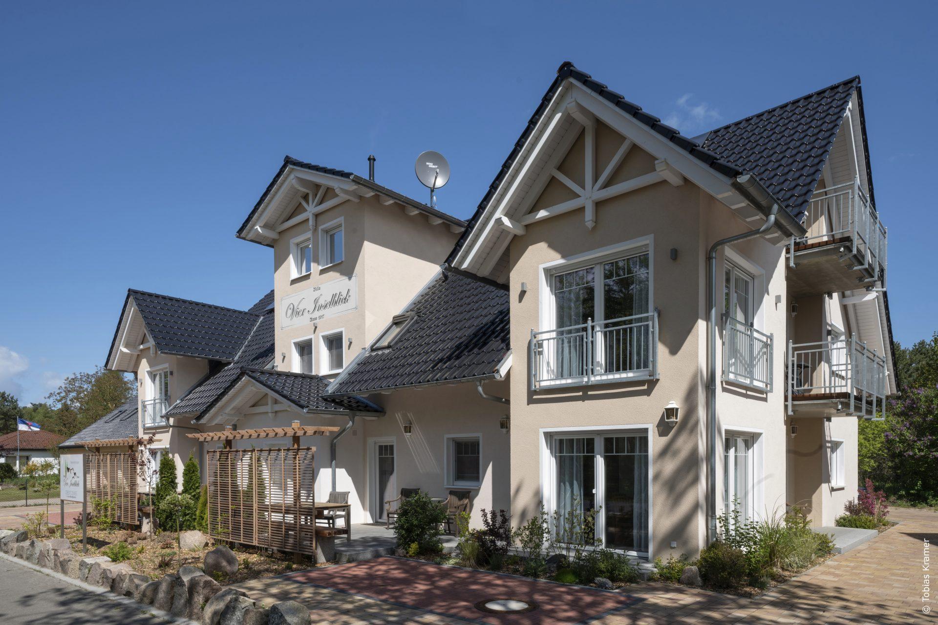 Villa Vier Inselblick in Freest